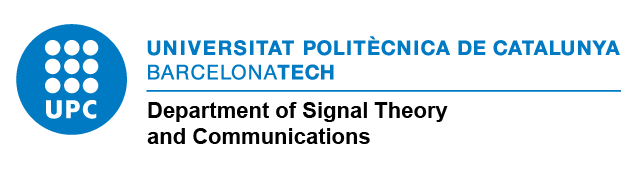 Department of Signal Theory and Communications, (open link in a new window)